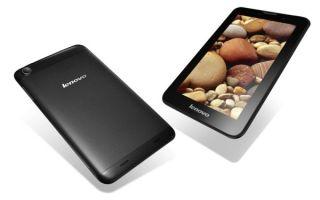 Леново планшет 7 дюймов: цена, характеристики, отзывы