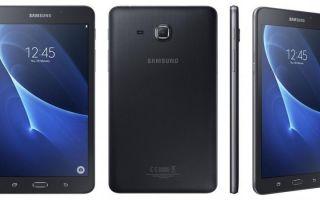Samsung Galaxy Tab A 7.0 SM-T285 8Gb: характеристики, обзора, цена, отзывы