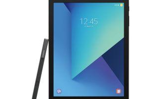 Планшет Samsung Galaxy Tab S3 9.7: Обзор, отзывы, характеристики, цена, фото