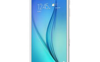 SamsungGalaxy Tab A 9.7 SM-T555 16Gb: характеристики, цена, отзывы
