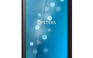 Планшет Оустерс т72х 3g: характеристики, Цена и фото, отзывы