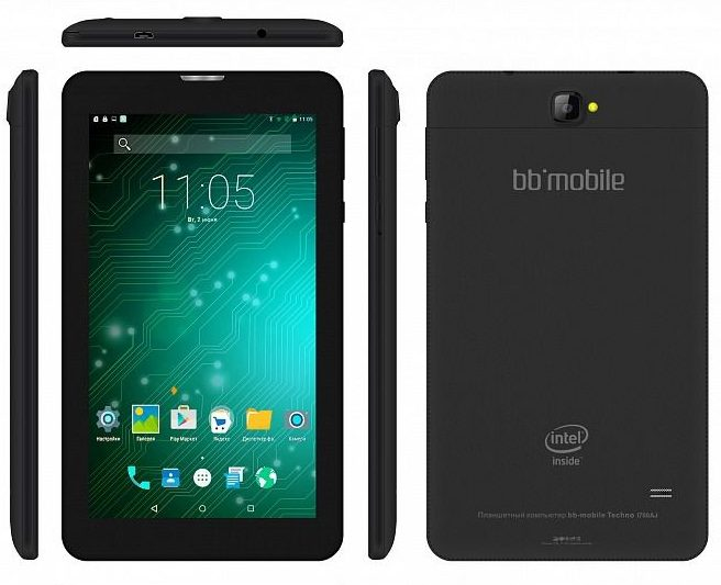bb-mobile Techno 7.0 LTE KALASH TQ763I