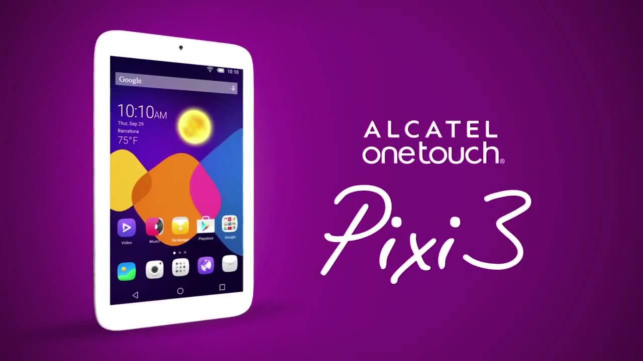 инструкция к смартфону alcatel one touch пикси