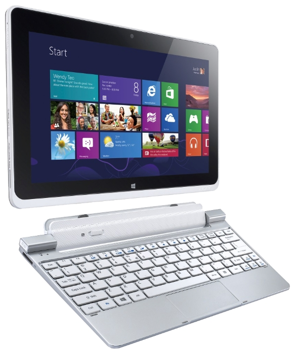 Acer Iconia Tab W510 64Gb dock