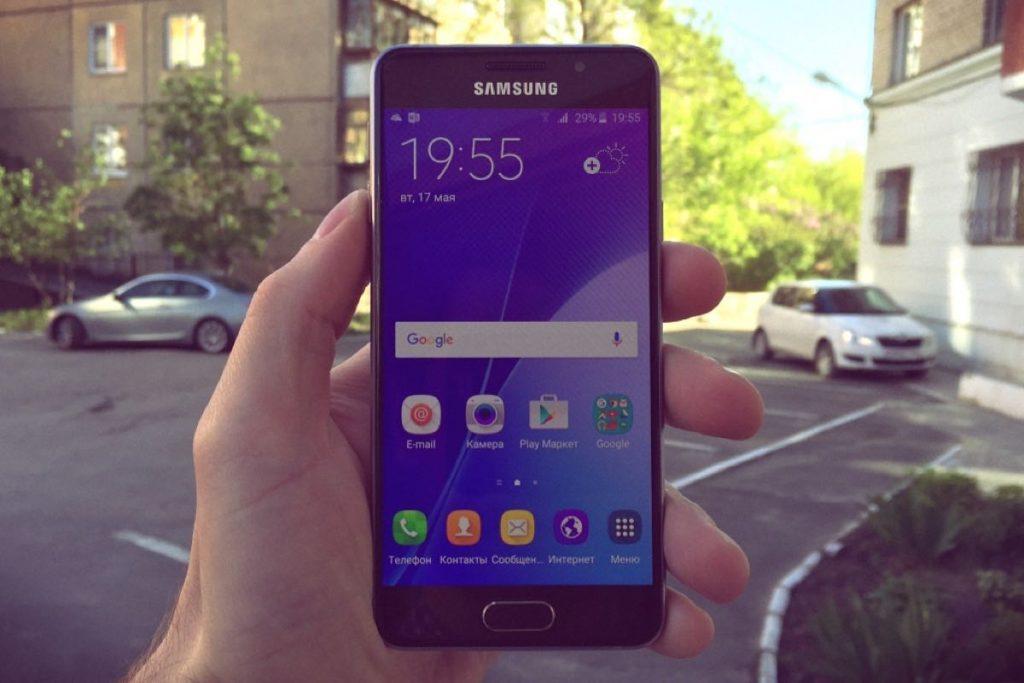 Samsung Galaxy A3 (2017) SM-A320F