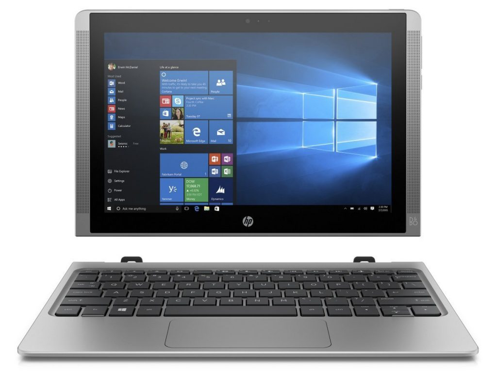 HP x2 10 Z8350 4Gb 64Gb