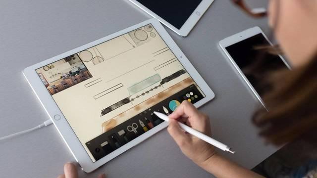 Поддержка Apple Pencil