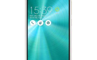 Смартфон ASUS ZenFone 3 ZE520KL 32Gb: характеристики, отзывы, цена