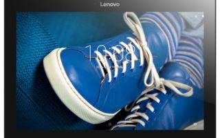 Lenovo TAB 2 X30 16Gb LTE: характеристики, отзывы, цена