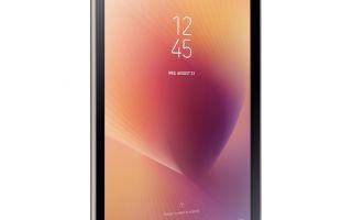 Samsung Galaxy Tab A 8.0 SM-T385 16Gb: обзор, характеристики и цена, отзывы